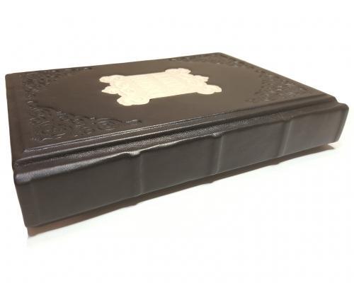 Новый Завет в кожанном переплете –  Магазин Икон | Фотография 3