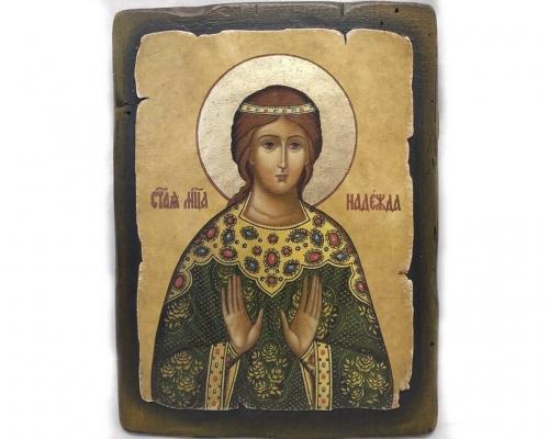 Икона Святой Надежды –  Магазин Икон | Фотография 1