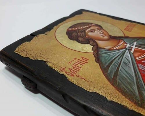 Икона Святой Мученицы Кристины