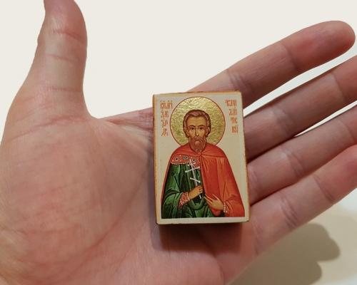 Икона Святого Мученика Александра Каталийского