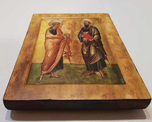 Икона Петра и Павла –  Магазин Икон | Фотография 1