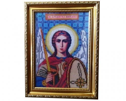 Иконы Архангела Михаила бисером