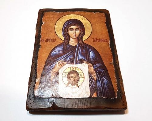 Икона Святой Вероники