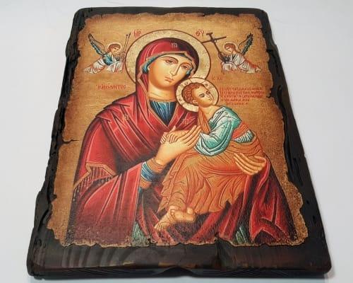 Икона Богоматери Неустанной Помощи