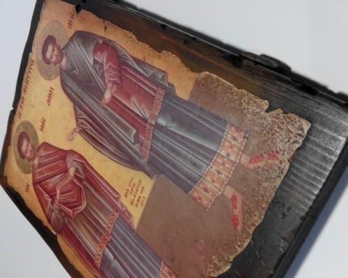 Икона Космы и Дамиана