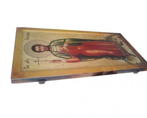 Икона Святого мученика Леонида –  Магазин Икон | Фотография 1