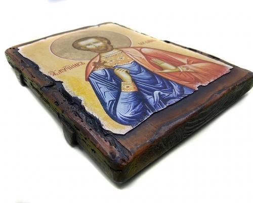 Икона Святого мученика Богдана –  Магазин Икон | Фотография 1