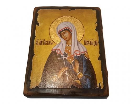 Ікона Вікторії Нікомідійської