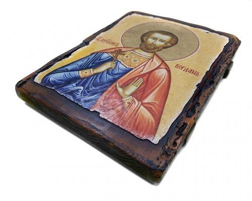 Икона Святого мученика Богдана –  Магазин Икон | Фотография 2