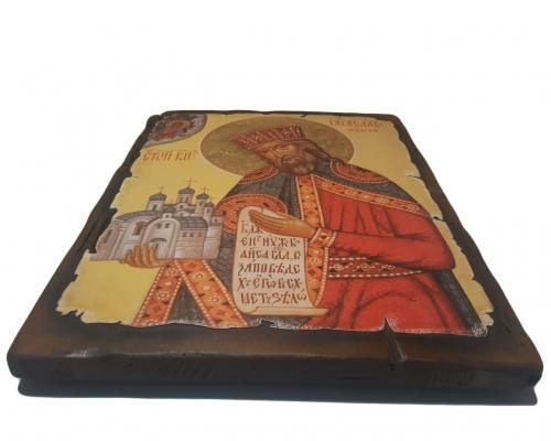 Икона князя Ярослава Мудрого –  Магазин Икон | Фотография 2