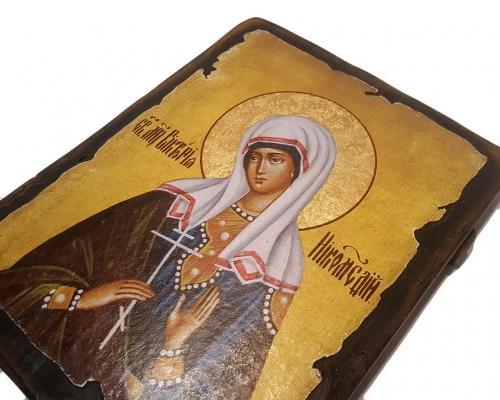 Икона Виктории Никомидийской –  Магазин Икон | Фотография 2