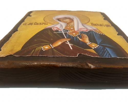 Икона Виктории Никомидийской –  Магазин Икон | Фотография 3