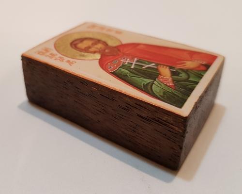 Икона Святого Мученика Александра Каталийского –  Магазин Икон | Фотография 2