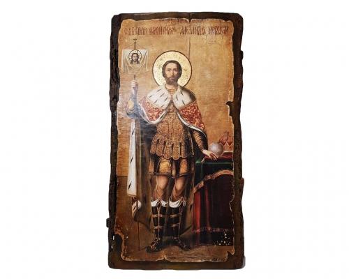 Икона Святого Александра Невского –  Магазин Икон | Фотография 1
