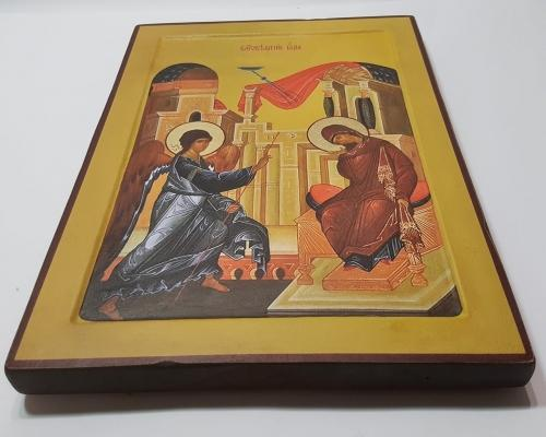 Икона Благовещение Пресвятой Богородицы –  Магазин Икон | Фотография 1