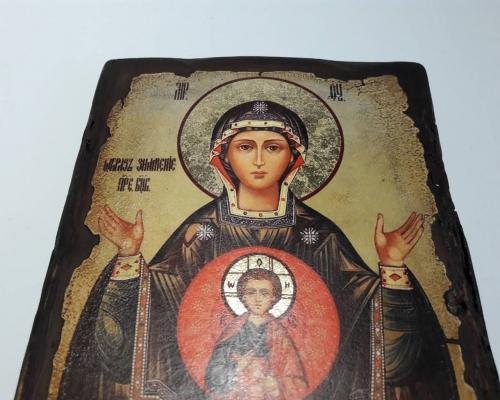 Икона Божьей Матери Знамение –  Магазин Икон | Фотография 1