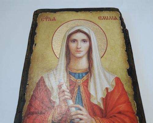 Икона Святой Емилии –  Магазин Икон | Фотография 2