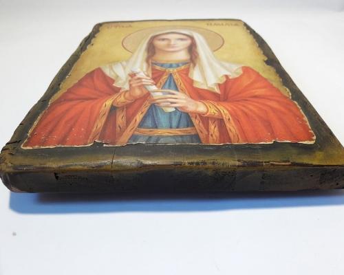 Икона Святой Емилии –  Магазин Икон | Фотография 1