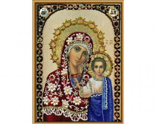 Иконы Казанской Богоматери бисером –  Магазин Икон | Фотография 1