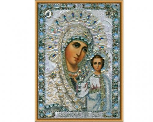 Иконы Казанской Богоматери бисером –  Магазин Икон | Фотография 2