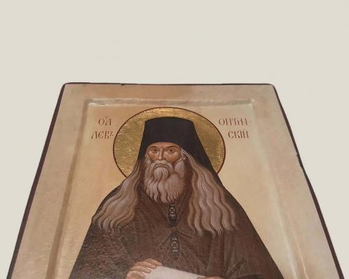 Икона Святого Льва Оптинского –  Магазин Икон | Фотография 2