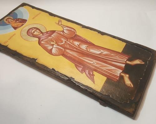 Ростовая икона святой блаженной Матроны Московской –  Магазин Икон | Фотография 5