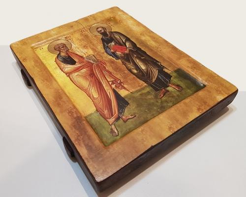 Икона Петра и Павла –  Магазин Икон | Фотография 6
