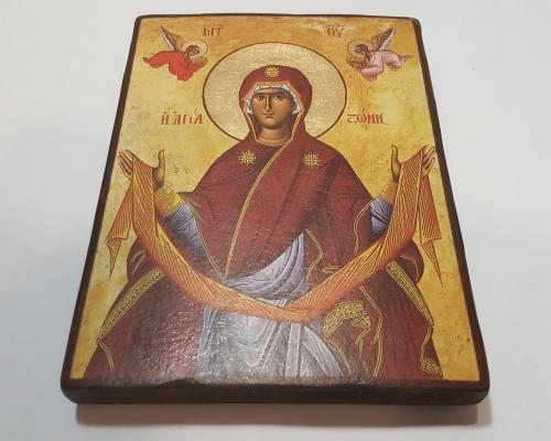 Икона Пояс Пресвятой Богородицы –  Магазин Икон | Фотография 2