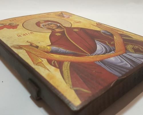 Икона Пояс Пресвятой Богородицы –  Магазин Икон | Фотография 3