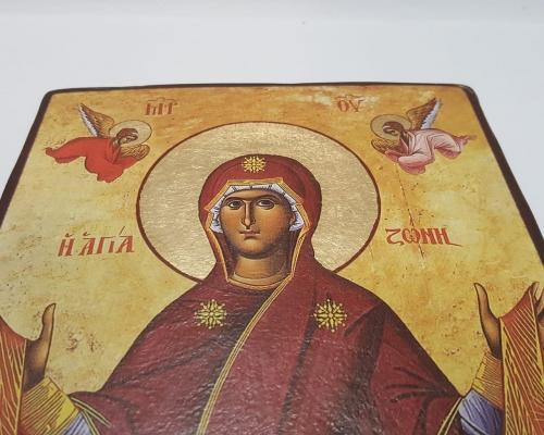 Икона Пояс Пресвятой Богородицы –  Магазин Икон | Фотография 4