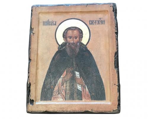 Икона Преподобного Саввы Сторожевского