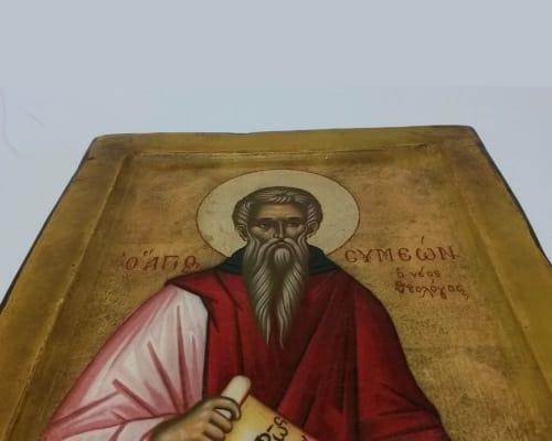 Икона Симеона Нового Богослова