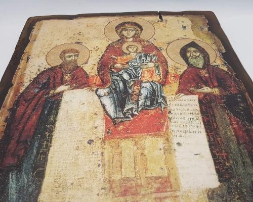 Ікона Свенської Божої Матері (Печерська)