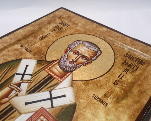 Икона Святителя Мартина –  Магазин Икон | Фотография 6