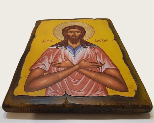 Икона Святого Алексия человека Божьего –  Магазин Икон | Фотография 3