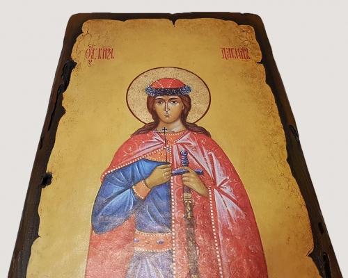 Мерная Икона Святого Давида –  Магазин Икон | Фотография 3