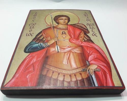 Ікона Святого Євстафія ручної роботи