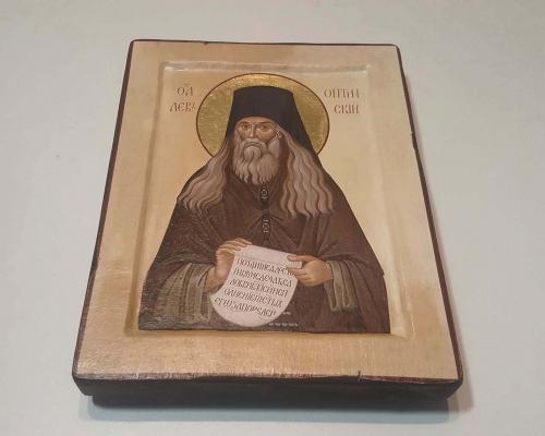 Икона Святого Льва Оптинского –  Магазин Икон | Фотография 1
