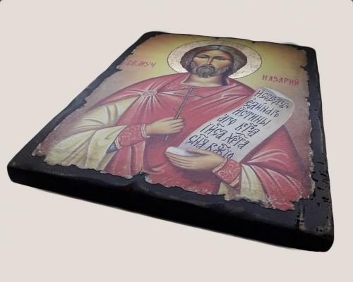 Икона Святого мученика Назария –  Магазин Икон | Фотография 4