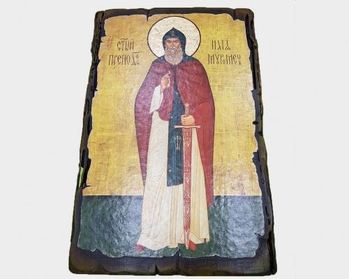 Икона Святого Преподобного Ильи Муромца –  Магазин Икон | Фотография 6