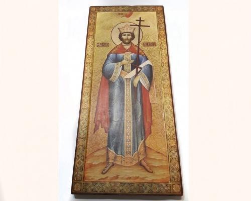 Икона равноапостольного царя Константина