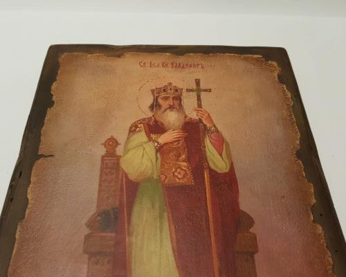 Икона Святого Владимира –  Магазин Икон | Фотография 4
