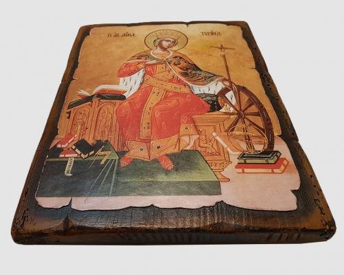Икона Святой великомученицы Екатерины –  Магазин Икон | Фотография 7
