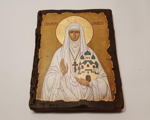 Икона Святой мученицы Елизаветы –  Магазин Икон | Фотография 4