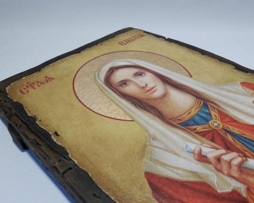 Икона Святой Емилии –  Магазин Икон | Фотография 3