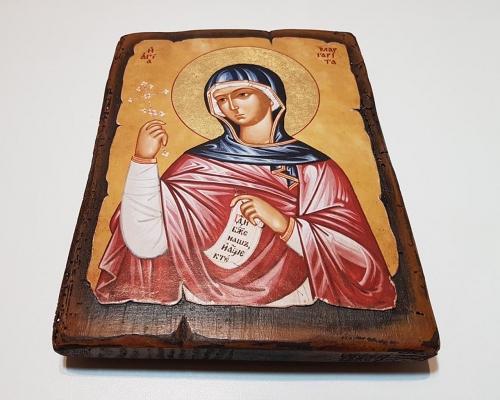 Икона Святой Маргариты –  Магазин Икон | Фотография 4