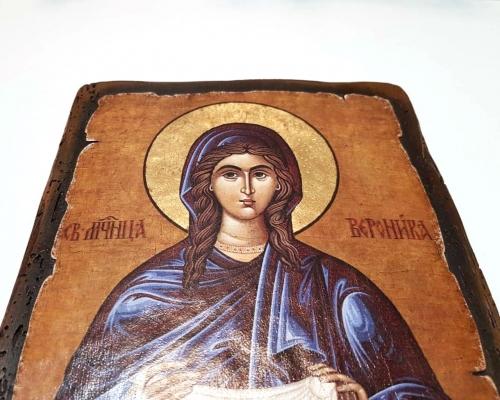 Икона Святой Вероники –  Магазин Икон | Фотография 3