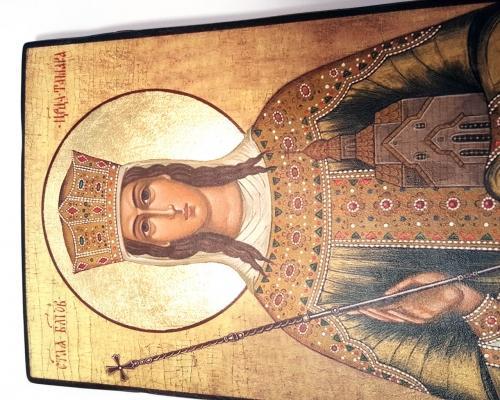 Икона Святой Тамары Покровительницы –  Магазин Икон | Фотография 2