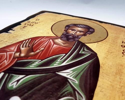 Икона Святого Апостола Тимофея –  Магазин Икон | Фотография 2
