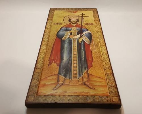 Икона равноапостольного царя Константина –  Магазин Икон | Фотография 2